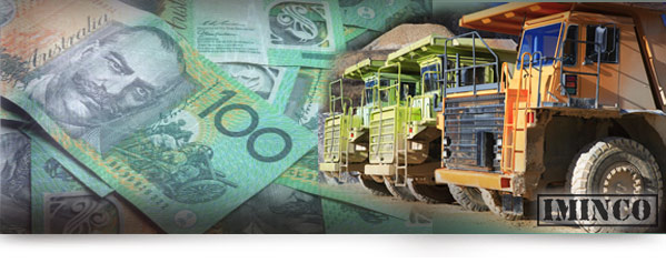 Resource jobs boosted. Australian Investment in the resource sector.