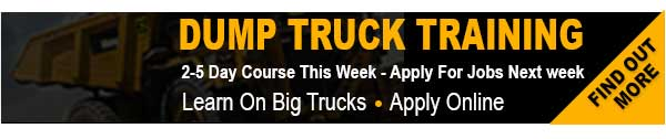 Dump truck training course Brisbane iMINCO