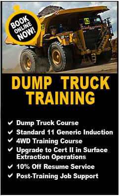 Dump Truck Training -  Dump Truck Training with iMINCO