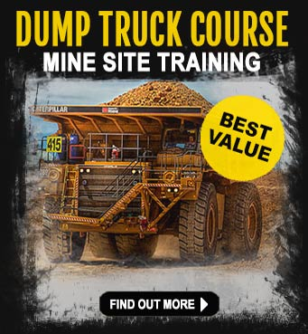 dump truck/haul truck driver training Brisbane