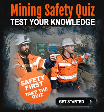 iMINCO Mining Induction safety training challenge quiz