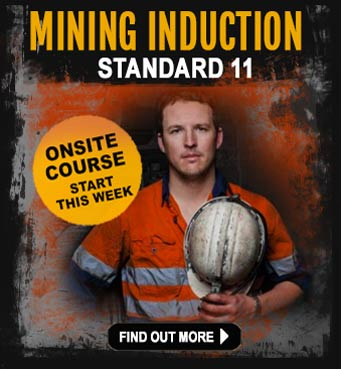 iMINCO Mining Induction safety training course
