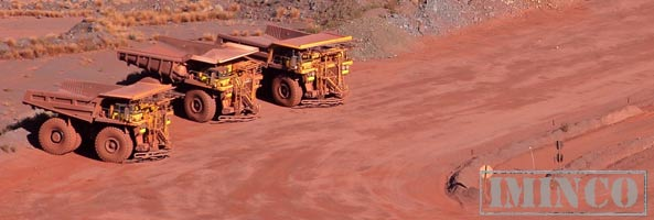 Fortescue Pilbara expansion mining jobs dump truck iron ore mine iMINCO.jpg