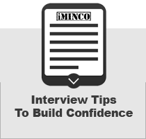 Interview tips for mining jobs
