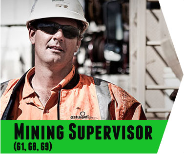 Mining Supervisor course