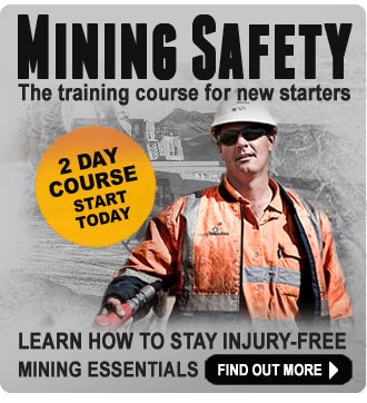 Mining Induction Course Brisbane Sydney Melbourne