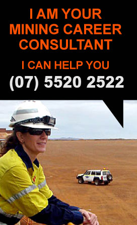 Talk to a mining career consultant