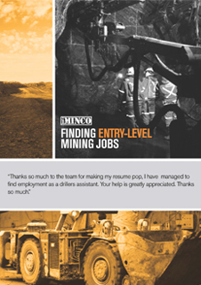 eBook entry level mining jobs iMINCO - get a job in the mines at entry level