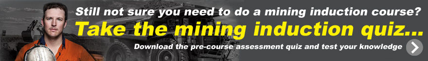 mining induction quiz - take the challenge - iMINCO
