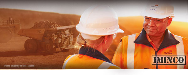BHP Billiton jobs outlook - iMINCO Mining Training Information