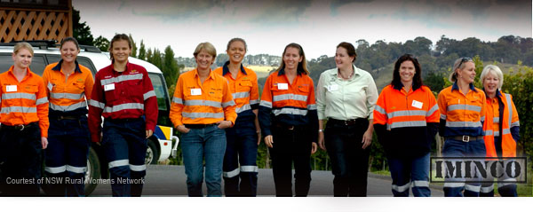 iMINCO Women in Mining - More jobs on the way