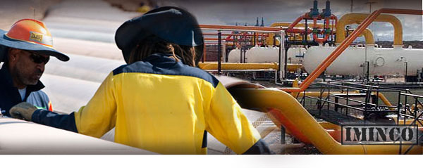 iMINCO Australian Gas Jobs