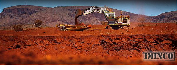 iMINCO Iron ore price rise good for WA mining jobs