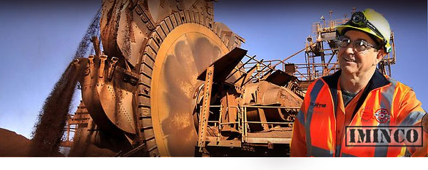 iMINCO Iron ore price edges upward