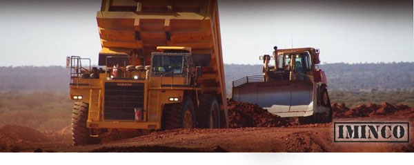 iMINCO Mining jobs NSW - Regis Resources gold mine