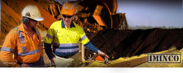 iMINCO Mining Jobs No Experience Needed
