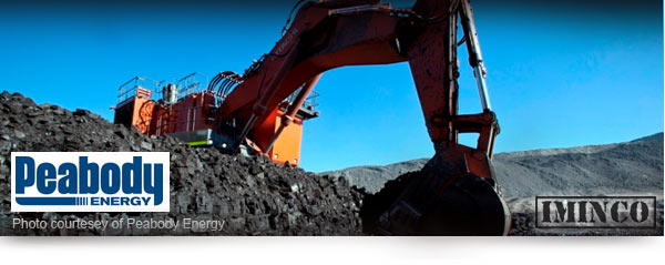 iMINCO Queensland Mining Jobs - Peabody Energy Lifts Production