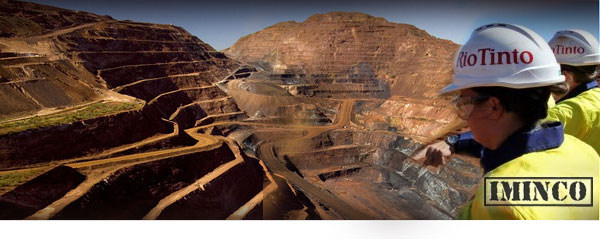 iMINCO Rio Tinto Jobs  - 760 Mining Jobs for WA