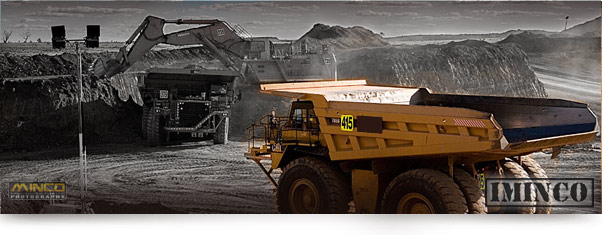 iMINCO BHP Billiton - Australian coal mining is here to stay