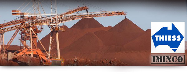 iMINCO NT Jobs Boost - Thiess wins $135 Mil Contract