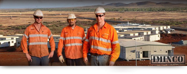 iMINCO Entry level mining jobs Australia