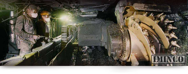 iMINCO NSW Jobs - Underground Coal Mine Approved - longwall underground miner