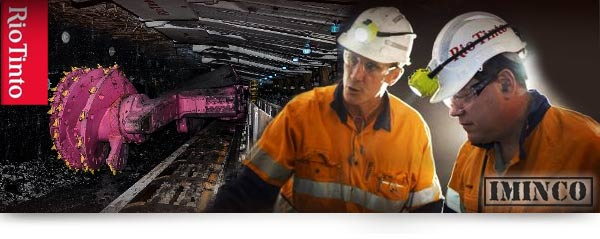 Rio Tinto Kestrel Mine Extension | Queensland Mining Jobs created | iMINCO