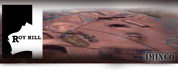 Roy Hill Iron Ore Project Gets Funding - iMINCO