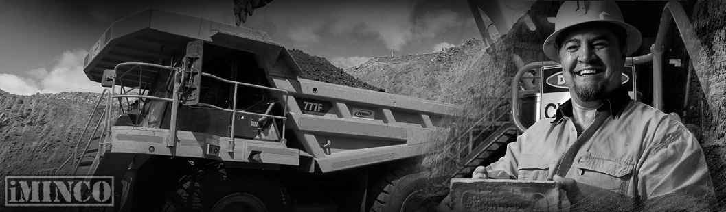 Entry level mining jobs ebook - free from iMINCO Mining Information. Mining operator, haul truck and loader on a coal mine - iMINCO