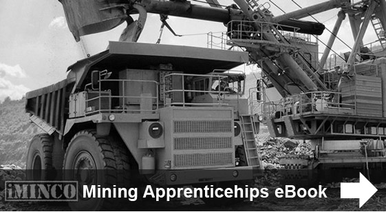 iMINCO Mining Apprentice Guide to mining jobs in Australia. Open cut mining operations, loader and haul truck - iMINCO