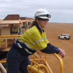 women in mining - information from iMINCO