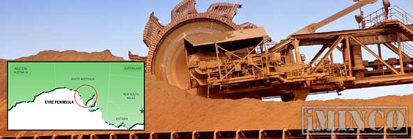 Mining jobs on Eyre Peninsula, South Australia