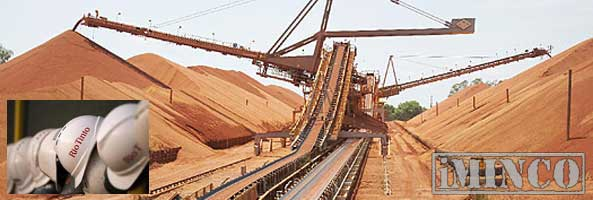 WA Pilbara mining. Rio Tinto commits to further expansion of existing rail and mine developments.