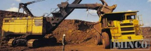 Queensland mining jobs boom mine site haul truck and loader iMINCO mining information