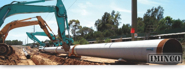 CSG pipeline construction iMINCO
