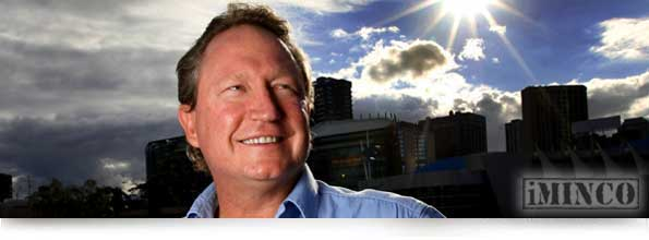 Andrew Forrest - Fortescue Metals Group