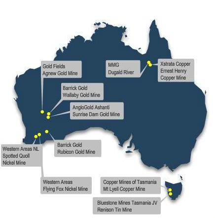 Mining Jobs in WA Gold Fields as Barminco Extends & Expands at Agnew