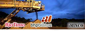 rio tinto and bhp jobs
