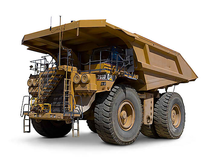 Mining training Brisbane CAT haul trucks 797