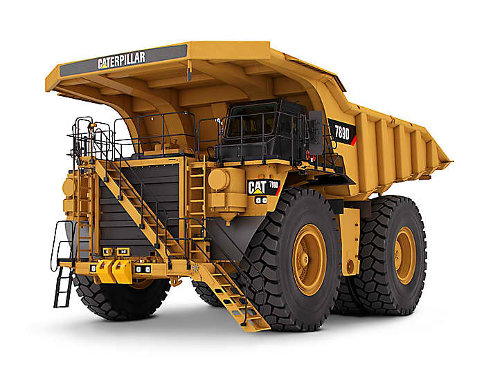 Haul Truck Operator Mining services Central QLD