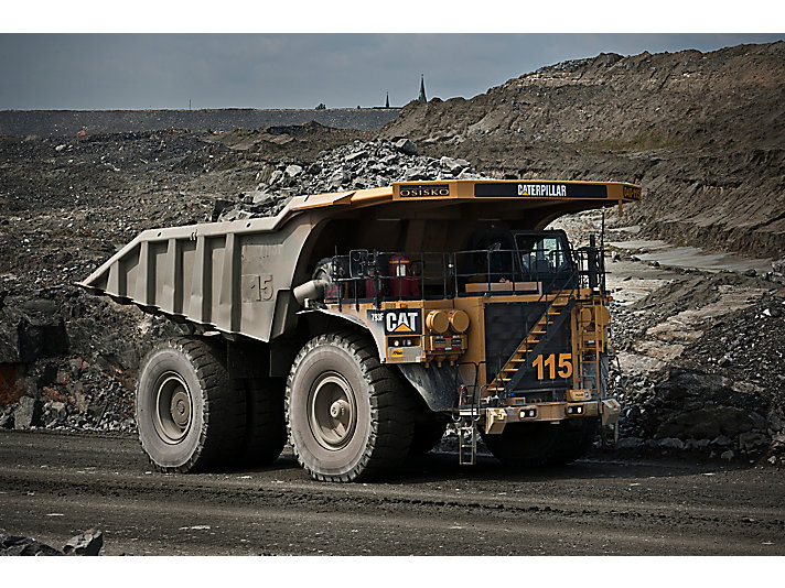 Dump truck Multi skilled Operators major client Bowen Basin