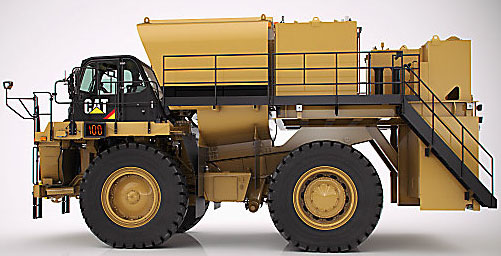 Coal Mining Bulk Watercart Operator Mine Site Blackwater QLD-Dump truck courses