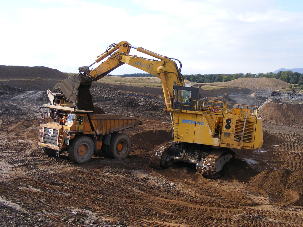 Experienced Excavator Operator Broken Hill Project NSW