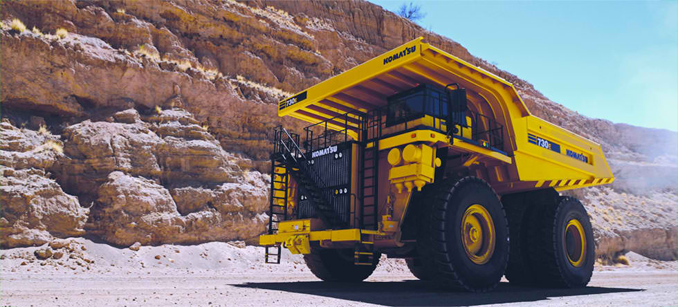 CAT Dump Truck Operators Komatsu Heavy Coal Mining Brisbane-iMINCO.net Mining Information