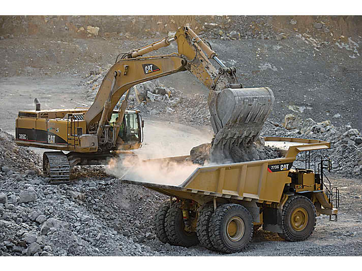 Multi skilled Operator Coal Mine Construction Muswellbrook NSW