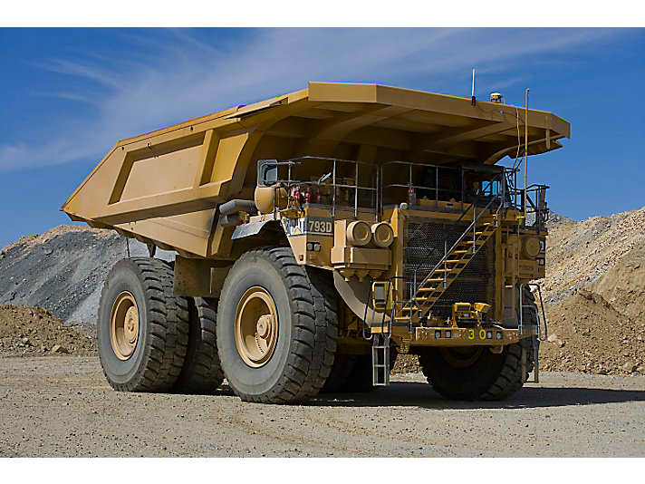 Excavator Digger Operator Coal mining Operation <strong>Bowen Basin</strong> QLD