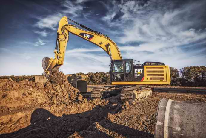 Excavator Operator Shore Contracting - Helensburgh NSW