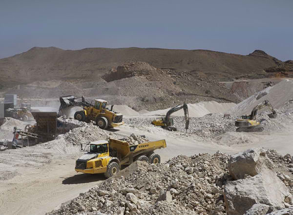 Multi-Skilled Mobile Plant Operator Rock Quarry Mining Brisbane-iMINCO.net Mining Information