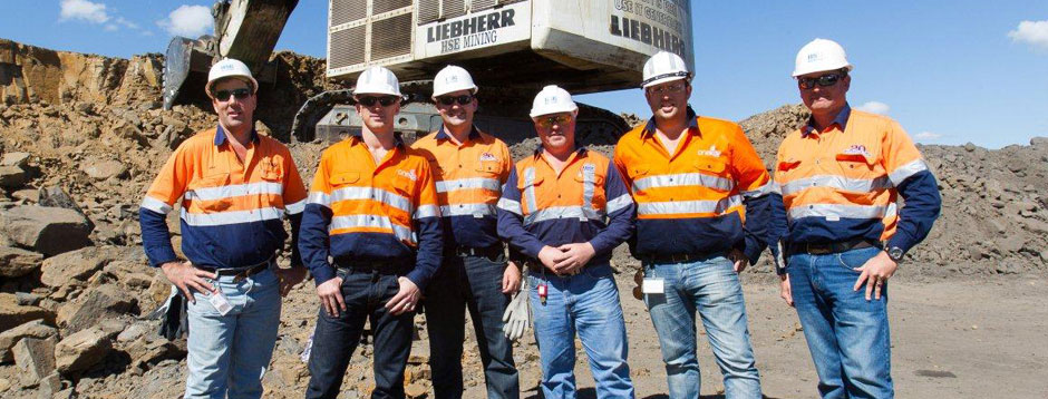Dump Truck Operators Lifestyle Roster Mine site Lower Bowen Basin