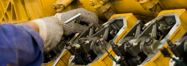 Trade Qualified Caterpillar Diesel Fitter Support Mackay